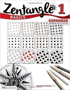 livre zentangle basic 1