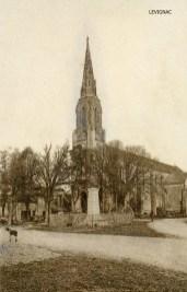 Lévignac en 1920 30149 R T