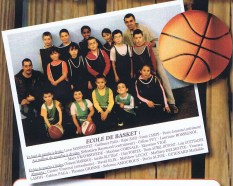 2006-2007 Ecole de Basket