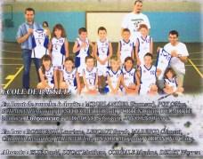 2007-2008 Ecole de Basket