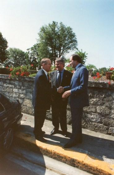 img074 3 présidents C. Généraux 47-32-81 J.F Poncet J.M Baylet J.P Joseph