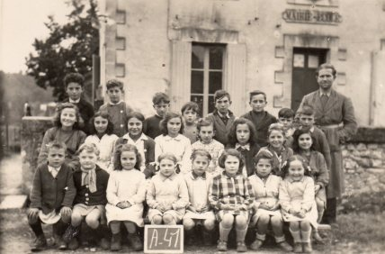 Ste Colombe 1947 1948