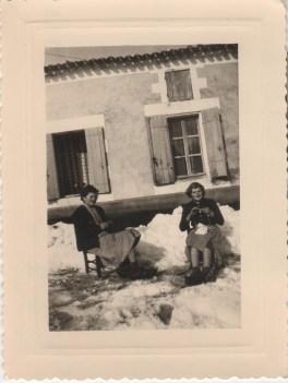 1 8 Fevrier 1956 Dédée et Jojo