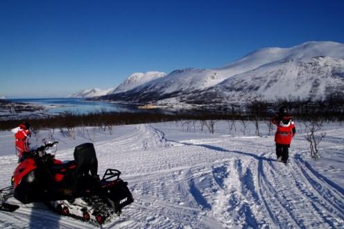 Norvège hiver