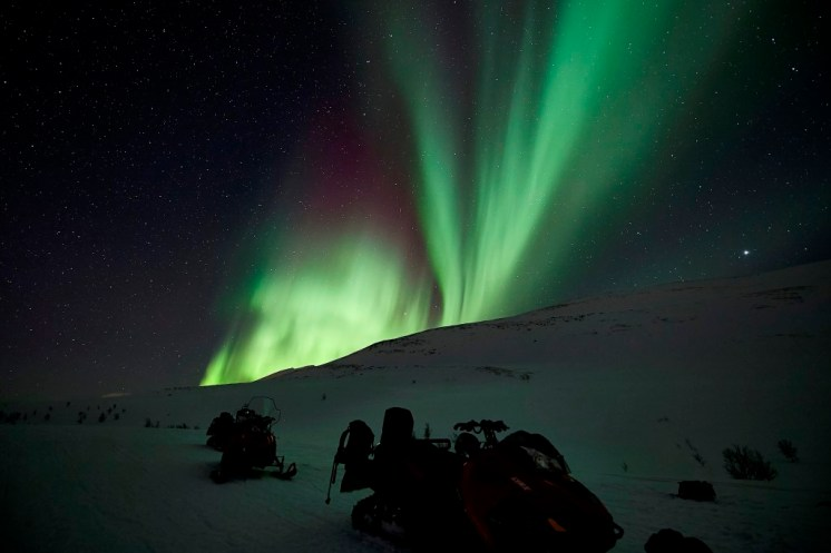 northern light aurora