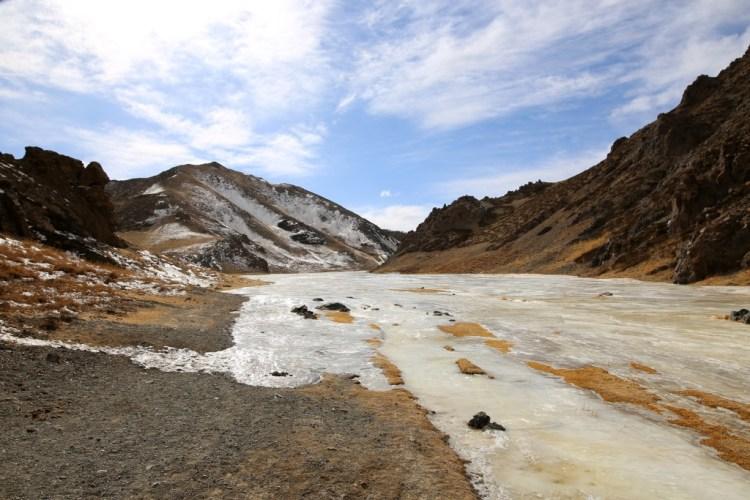 Yollin canyon - Mongolie