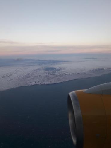 Islande hiver
