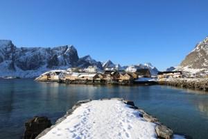 Norvège rorbu