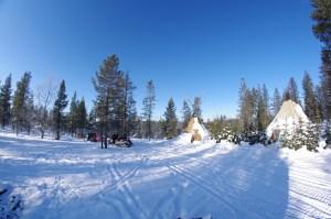 Laponie Hiver
