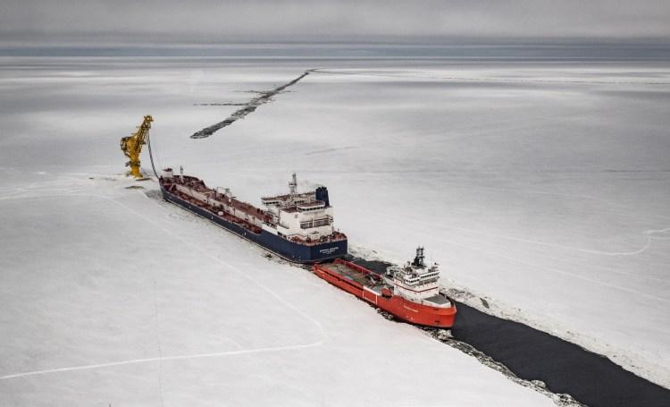 Arctique - Péninsule de Yamal, Yuri Kozyrev_NOOR pour la Fondation Carmignac
