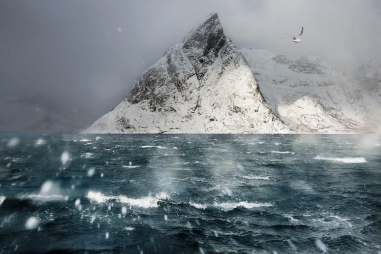Le triangle_LOFOTEN (Norvège)_Christophe JACROT