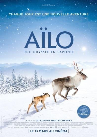 Aïlo_Odyssée_Laponie_Film_Affiche