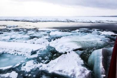 Abshiri Hokkaido Japan winter drift ice Aurora 6