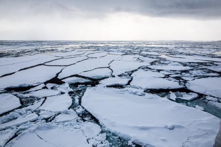 Abshiri Hokkaido Japan winter drift ice Aurora 9