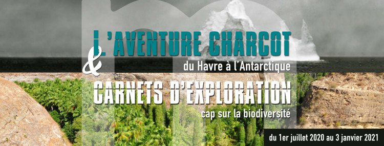 Aventure Charcot Expo 2020 Le Havre