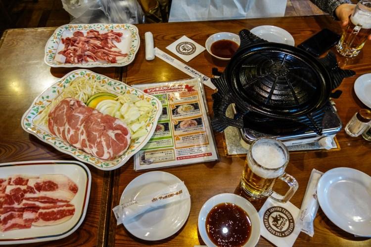 Sapporo Beer Museum Restaurant