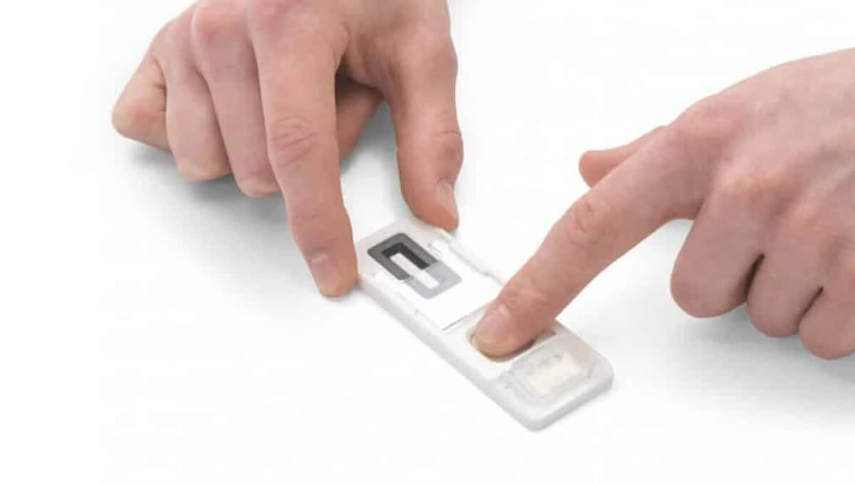 Fingerprint Drug Testing