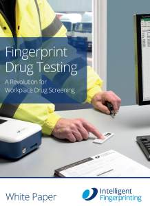 Workplace Drug Screening Cover