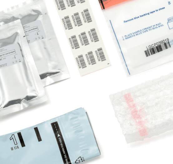 Fingerprint Collection Kit For Laboratory Analysis