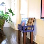 Vinyl Record Stand (ambience)