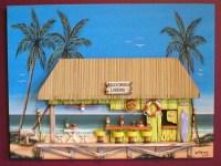 3 dimensional caribbean wall art by Gary Farmer