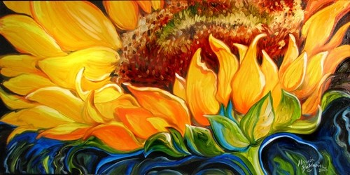 sunflower rise n shine