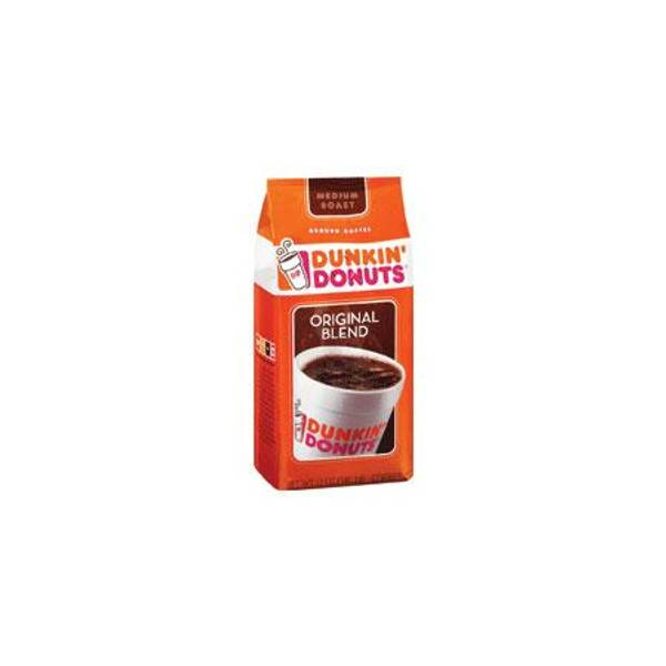 Everyone loves a classic. Smooth, delicious, and flavorful-Dunkin' Donuts Original sets the standard. Now you can enjoy America's favorite coffee at home, whenever you want with Dunkin' Donuts Original Blend ground coffee. Our legendary recipe uses 100% Arabica beans, which the industry regards as a superior grade of coffee, to provide you with the Original Blend coffee that made Dunkin' Donuts famous.