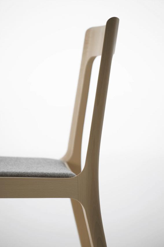 fabric dining chairs ikea arm designapplause | hiroshima chair. naoto fukasawa.