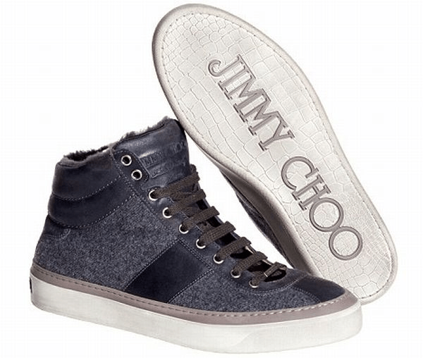 DesignApplause  The trainer Jimmy choo