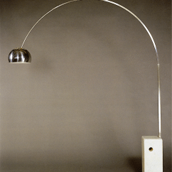 Living Room Picture Ideas Corner Designs For Designapplause | Arco. Achille Castiglioni.