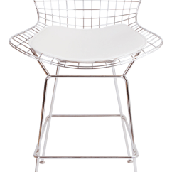 Living Room Chair Seat Covers Christmas Decorating Ideas For A Small Designapplause | Bertoia Bar Stool. Harry Bertoia.