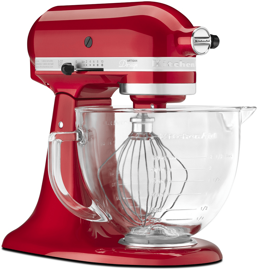 DesignApplause  Stand mixer 5quart Kitchenaid