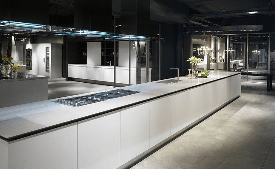 modular outdoor kitchens costco kitchen island designapplause | zone kitchen. piero lissoni.