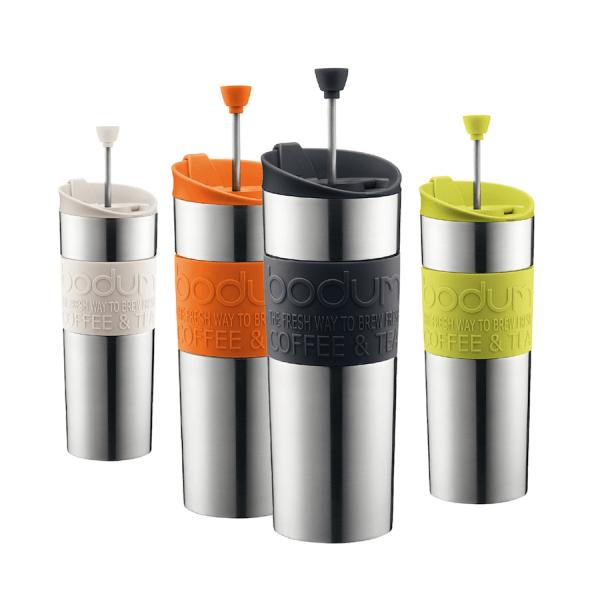 Designapplause Travel Press Coffee Maker. Bodum
