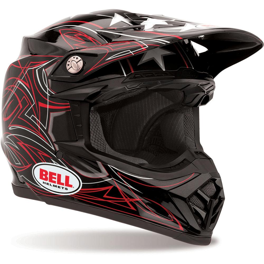 DesignApplause  Bell Moto9 helmet