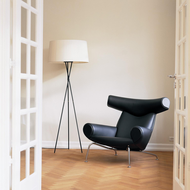DesignApplause  Ox chair Hans wegner