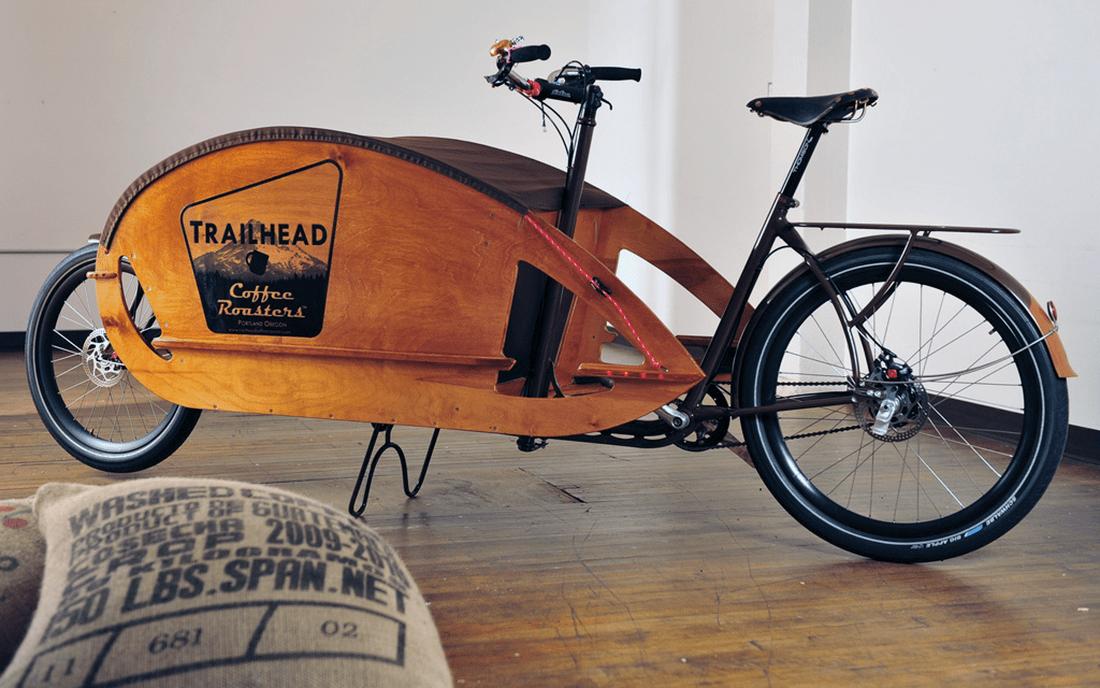 DesignApplause  Metrofiets custom cargo bikes
