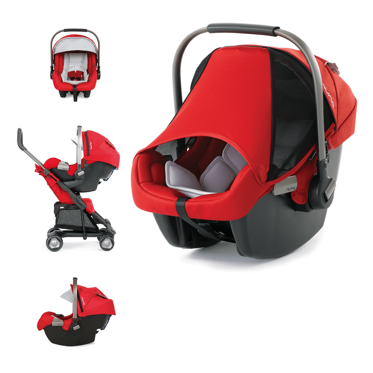 DesignApplause  Pipa group 0 infant car seat Nuna