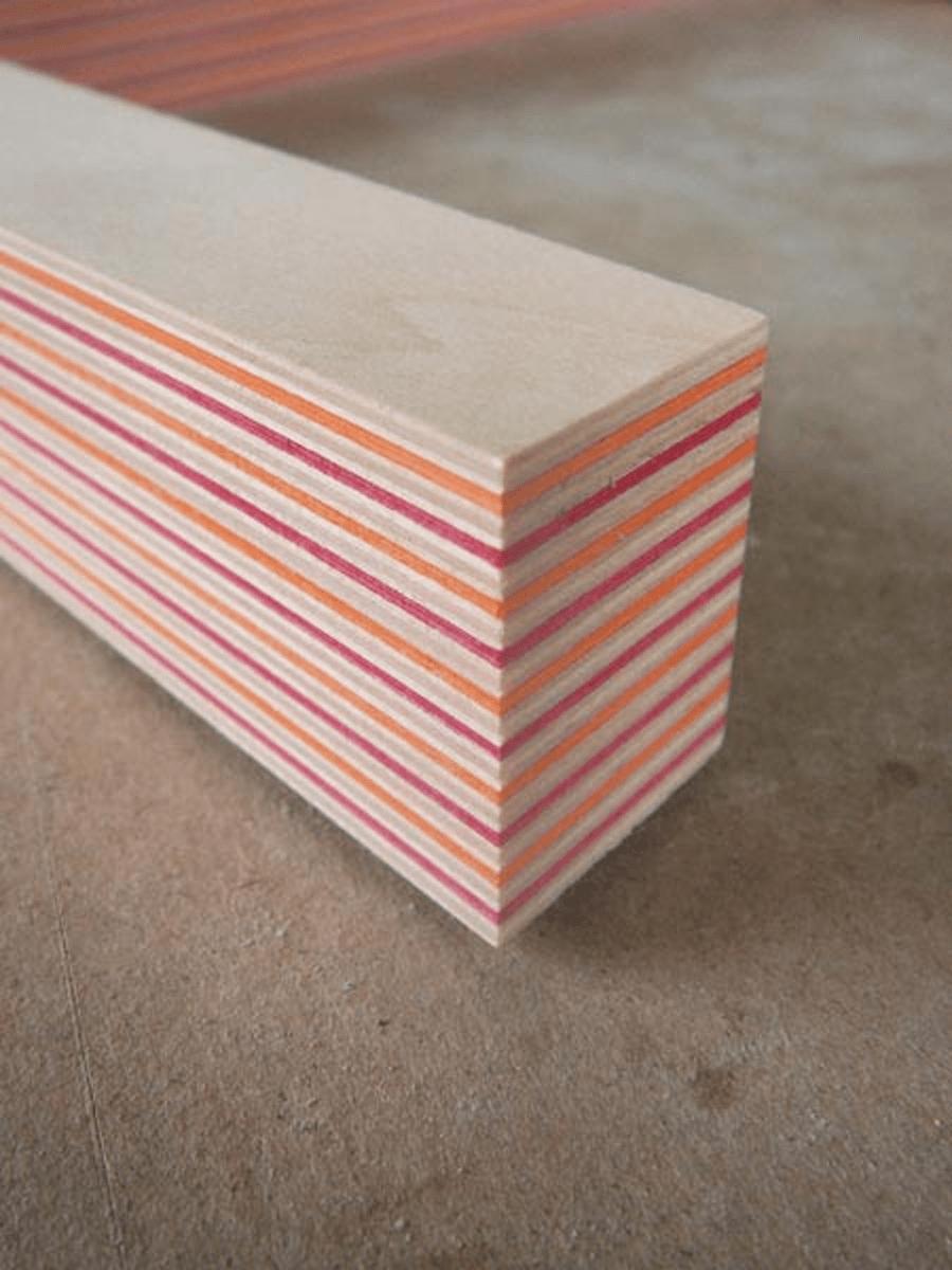 DesignApplause  Paperwood stool Drill design