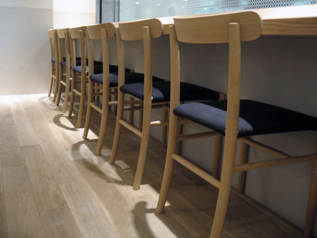 living room storage ideas for toys ikea cabinets designapplause | lightwood chair. jasper morrison.