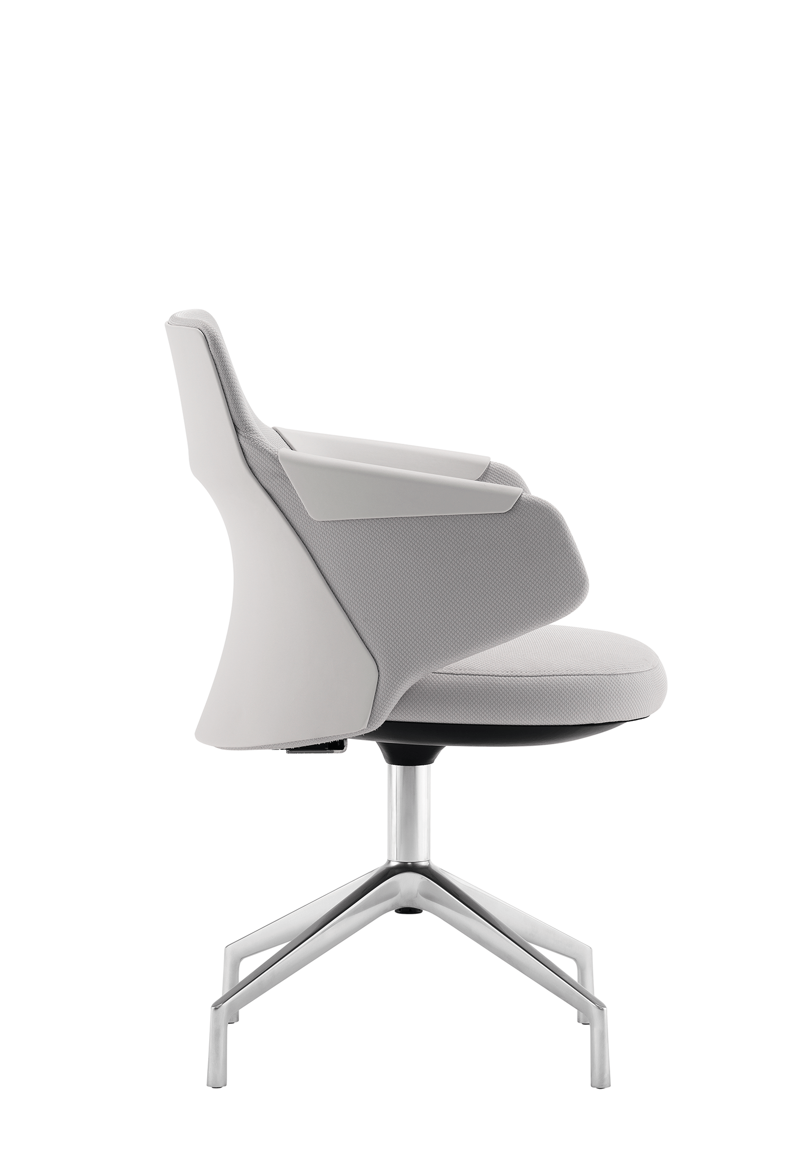 back pillow for office chair upholstered club chairs designapplause | massaud executive chair. jean-marie massaud.