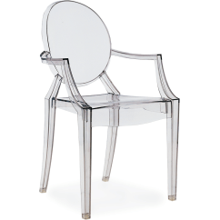 Philippe Starck Ghost Chair Cheap Reclining Chairs Designapplause Louis