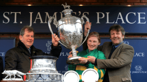 The evolution of the St James's Place Foxhunters Chase