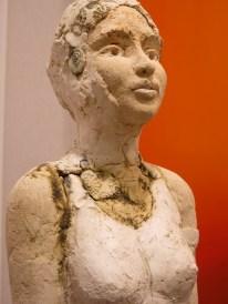 Skulptur Stehende No.1 2013