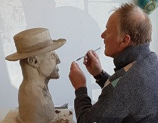 Workshop Kopf modellieren März 19