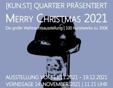 Merry Christmas Ausstellung 2021