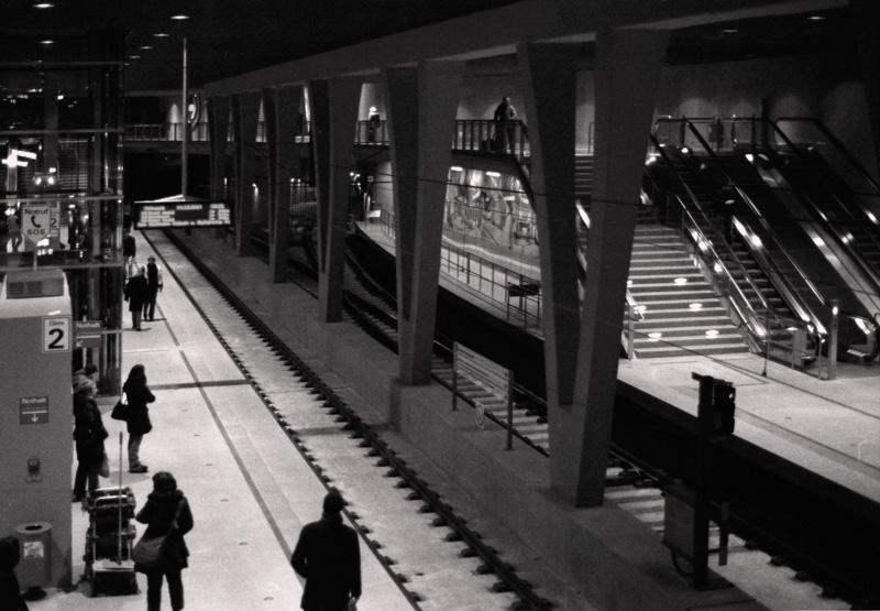 Köln U-Bahn-Station Breslauer Platz