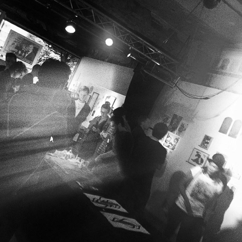 #FeuerUndFlamme #Kunstausstellung und #Auktion in der #Raststätte #Aachen #t Instagram