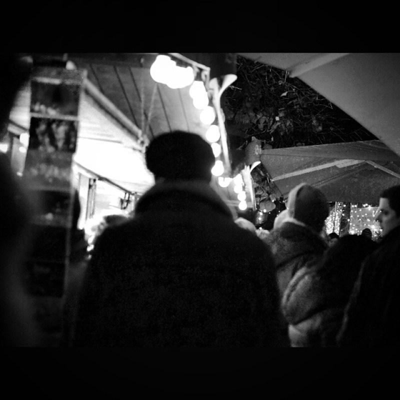 #Weihnachtsmarkt #Köln #Stadtgarten Instagram