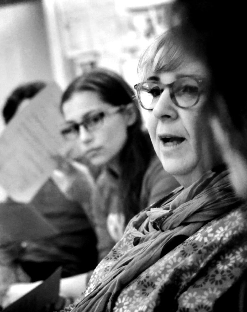 Ingeborg Heck-Böckler ist Landesbeauftragte NRW für politische Flüchtlinge sowie Referentin und Pressesprecherin für politische Flüchtlinge im Bezirk Aachen